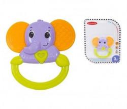 Infunbebe igracka za bebe zvecka/glodalica (3m+) - slon ( A6818 )