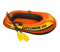 Intex Čamac na naduvavanje Explorer 200 6+ set ( 58331 )