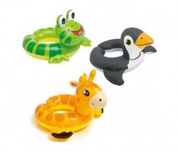 Intex šlauf za plivanje 51cm - pingvin-žirafa-žaba ( 59220 )