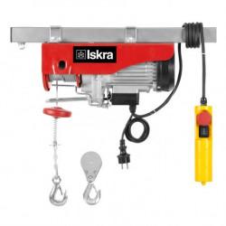 Iskra električna dizalica sa sajlom 1050W ( EV-300-600 )