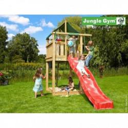 Jungle Gym - Jungle Lodge toranj sa toboganom
