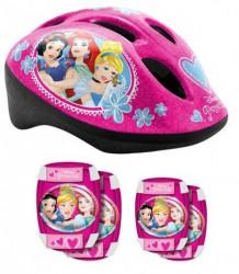 Kaciga, štitnici za kolena i laktove Princess ( 0127480 )