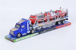 Kamion Super rescue truck set 40x6x10cm ( 976257 )