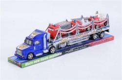 Kamion Super rescue truck set 40x6x10cm ( 976257 )