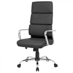 Kancelarijska fotelja EC510 od eko kože - Crna ( 398472 )