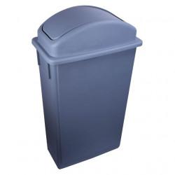 Kanta za smeće sa klatnom 90l - siva ( 90A-1 )