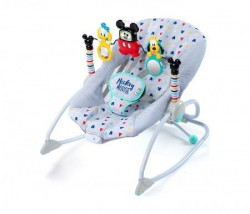 Kids II disney ležaljka mickey mouse take-along songs infant to toddler rocker ( SKU10327 )