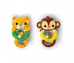 Kids II zvečka shakin safari rattles ( SKU11114 )
