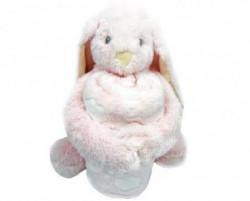 Kikka Boo Set igračka + ćebence Bunny ( 31103020040 )