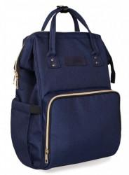 KikkaBoo torba za mame siena navy ( KKB20024 )