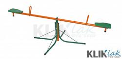 Klik - Klackalica metalna konstrukcija - 2 metra dužine