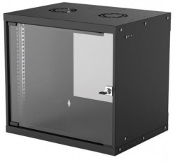 LAN Intellinet ormar zidni 9U400mm 714174 ( 0537124 )