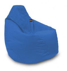 Lazy Bag - fotelje - prečnik 90 cm - Plavi