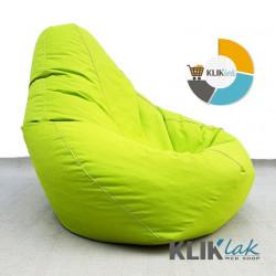 Lazy BAG JUMBO XXL Pistaći Zeleni Šoteks ( 270x130 )