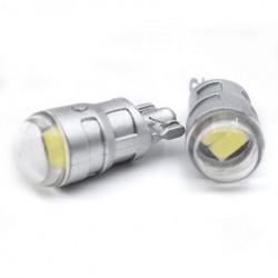 LED pozicije bele T10-3030-1SMD/2 (2 kom) ( 03-055 )