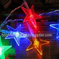 LED svetleće zvezdice 20L 5x5 ( 52-566000 )