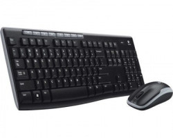Logitech MK270 Wireless Desktop US tastatura + miš ( 920-004508 )