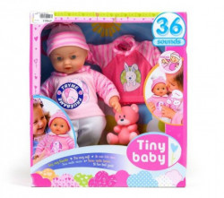 Loko toys,lutka beba sa funkcijama sa odećom, 30cm ( A015287 )