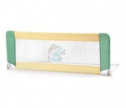 Lorelli Bertoni Zastitna ogradica za krevetac beige&green sleeping bear 2018 ( 10180021802 )