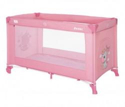Lorelli krevet torba noemi 1 nivo - rose velvet unicorn (2021) ( 10080542151 )