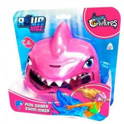 Maske za plivanje shark girl ( EL900SKG )