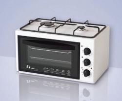 MBS Mini Gas elektro štednjak (beli,crni,krem)