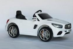 Mercedes SL500 Licencirani Auto za decu na akumulator - Beli ( SL500-1 )
