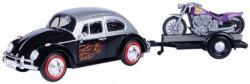 Metalni auto 1:24 volkswagen Motorible Trailer ( 25/79675 )