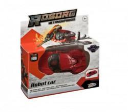 Metalni auto transformers crveni ROBC4AS/A ( 35/05429 )