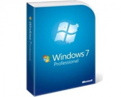 Microsoft Windows 7 Professional GGK 32/64 SP1 6PC-00020
