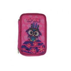 Milla Owl pernica prazna 3 ZIP ( 10/0594 )