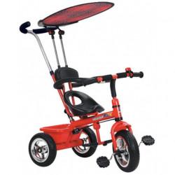 Mix VS Tricikl za decu sa upravljačem i tendom - crveni ( 901339 )