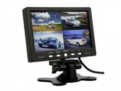 "Monitor za auto/kombi 7"" LCD LC-798 QUAD ( 00B08 )"