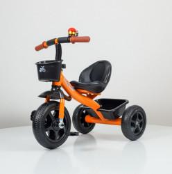 Nani Tricikl bez tende model 426 - Narandžasti