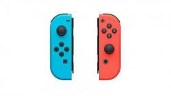 Nintendo Switch Joy-Con Pair Red/Neon Blue ( 029524 )