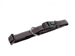 Nobby 78511-74 Ogrlica za pse Soft Grip 20mm, 30/45cm civo crna ( NB78511-74 )