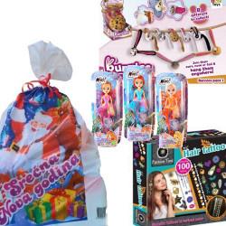 Novogodišnji paketić S za devojčice 7+ godina - 3 igračke ( 012NG944 )