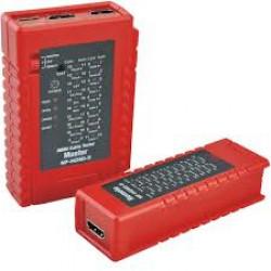 Noyafa lan tester NF-468 za RJ11,RJ12,RJ45,cat 5E, cat 5, 10/100 base-t, at / t 258 a, tia-568a / 568B .Etc baterija 9V 6F22 ( 012-0106 )