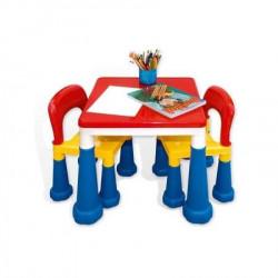 Pertini Kreativno-didaktički stočić sa stolicama ( 8601 N )