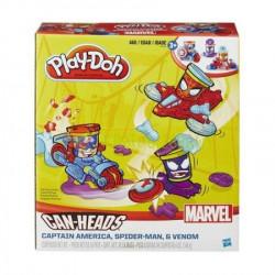 Playdooh 456B0606 Marvel plastelin