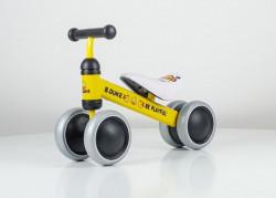 PlayTime Baby Balance Bicikl bez pedala Model 753 - Žuti