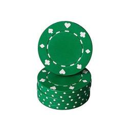 Poker žeton - Zeleni ( MAN-061 GREE )