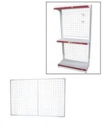Polica za prodavnice mrežasta leđa 1500mm x 900mm ( 70140108 )