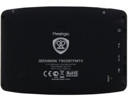 "Prestigio GPS GeoVision 7900 7"" 4GB IGO preinstalled maps of full Europe (PGPS7900EU4BTTVNG)"