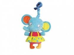 PrimeToys igračka na povlačenje muzički slonić Eli ( 0127205 )