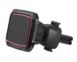 Promate AirGrip-2 Magnet držač za automobil crveni