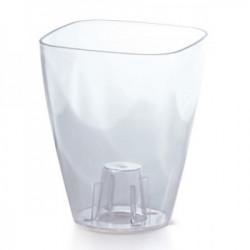 Prosperplast saksija coubi 13x13x17cm transparent ( PR DUKO130P-CPNO )