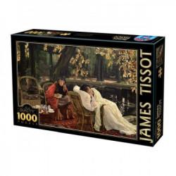 Puzzle 1000 James Tissot ( 07/72771-02 )
