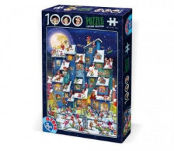 Puzzle 1000PCS CARTOON COLLECTION 07 ( 07/61218-07 )