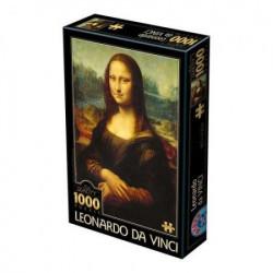 Puzzle 1000PCS LEONARDO DA VINCI 01 ( 07/72689-01 )